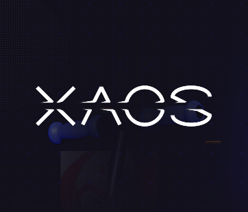 Landing page XAOS